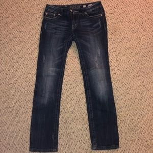 Off Brand Miss Me Jeans